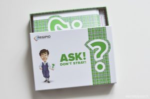 ASK! Don't stray! – recenzja gry REGIPIO