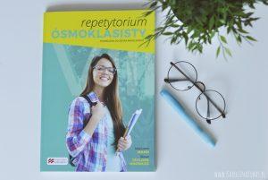 Recenzja REPETYTORIUM ósmoklasisty od wydawnictwa Macmillan + KONKURS