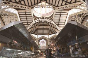 Mercado Central czyli Walencja od kuchni