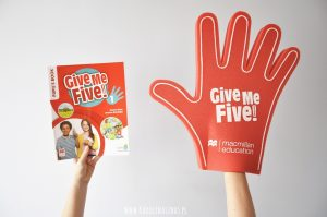 Nowość od Macmillana – kurs Give Me Five – FAQ