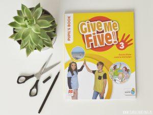 Readingowe WYZWANIE z Give Me Five!