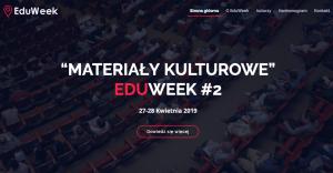 EduWeek – PODSUMOWANIE 2. edycji