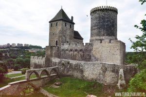 Na wzgórzu nad Czarną Przemszą stoi… zamek w Będzinie