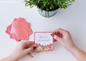 Question CARDS z okazji Dnia Matki (do pobrania)