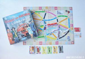 """Wycieczka po Londynie, czyli jak wykorzystać GRĘ """"Wsiąść do pociągu – LONDYN"""" na lekcji języka angielskiego"""