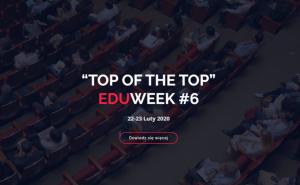 Top of the top, czyli moje NAJ z 2019 roku w ramach EduWeek #6