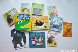 Wild animals BOOKS dla dzieci z mojej nauczycielskiej półki