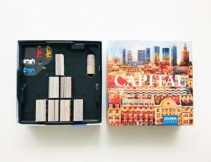 Zbuduj własną DZIELNICĘ Warszawy w grze Capital