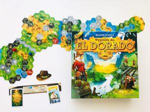Przez dżunglę, wioski i rwące rzeki, prosto do bram mitycznego El Dorado