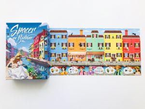 Karcianka, która zabierze Cię na spacer pomiędzy urokliwymi i kolorowymi KAMIENICAMI we Włoszech