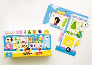 PUZZLE w puzzlach, czyli nowość dla dzieci od CzuCzu