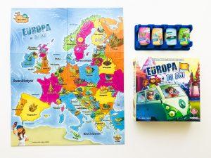 Ułóż plan 10-dniowej WYCIECZKI po krajach Europy