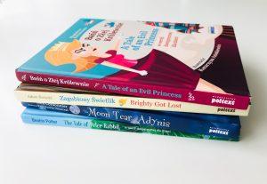 DWUJĘZYCZNE książki dla dzieci