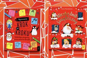 ADWENTOWE książki, które umilą oczekiwanie na Święta