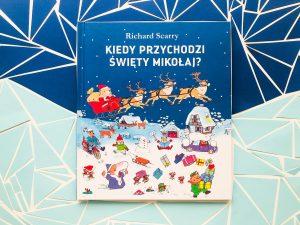 Amerykański klasyk literatury dziecięcej, czyli ŚWIĄTECZNY picturebook dla dzieci