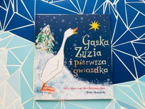Dwujęzyczna książka o pierwszej GWIAZDCE