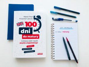 100-dniowy PLANER powtórkowy do matury z angielskiego