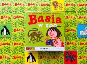 BASIA w zoo, czyli kto zrobi więcej zdjęć zwierząt – gra kafelkowa