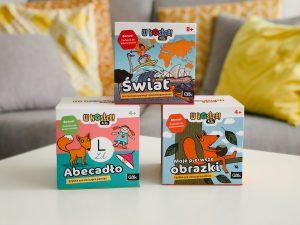 EDUKACYJNE boxy dla dzieci, które uczą przez zabawę