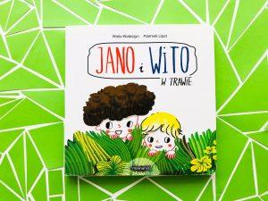 SHORTIE: Jano i Wito w trawie