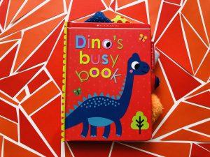 SHORTIE: Dino's Busy Book