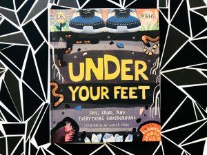 SHORTIE: Under your feet… Soil, sand and everything underground