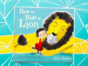 SHORTIE: How to Hide a Lion