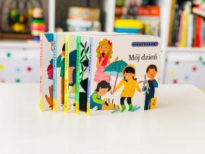 MONTESSORI – nowa seria książek dla maluszków