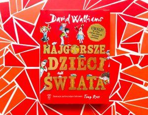 Najokropniejsze OPOWIADANIA o dzieciach, jakie tylko mógł napisać David Walliams
