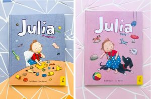JULIA, ciekawa świata dziewczynka, chce doświadczyć wszystkiego