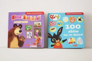 OKIENKOWE książki dla najmłodszych